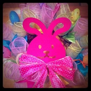 Cute Easter/Spring Wreath